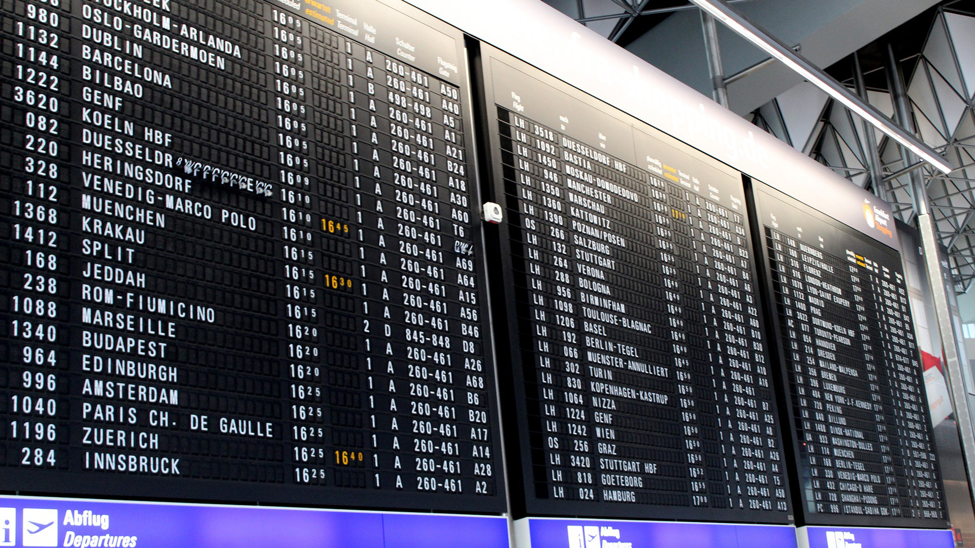 Aeropuerto Greta Thunberg