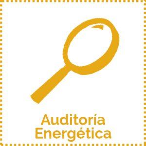 Servicios | Icono Auditoría Energética | geneu.eu